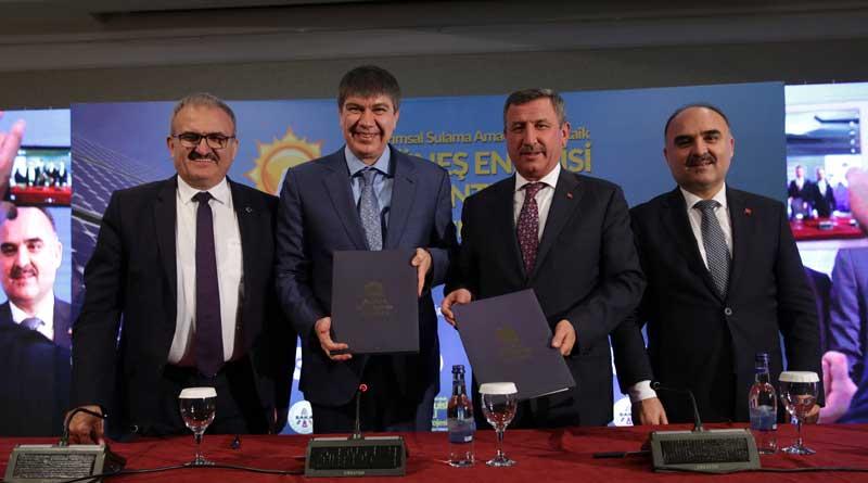 Antalya Büyükşehir Belediyesi Döşemealtı'nda 2,82 MW Gücünde Güneş Enerji Santrali Kuracak