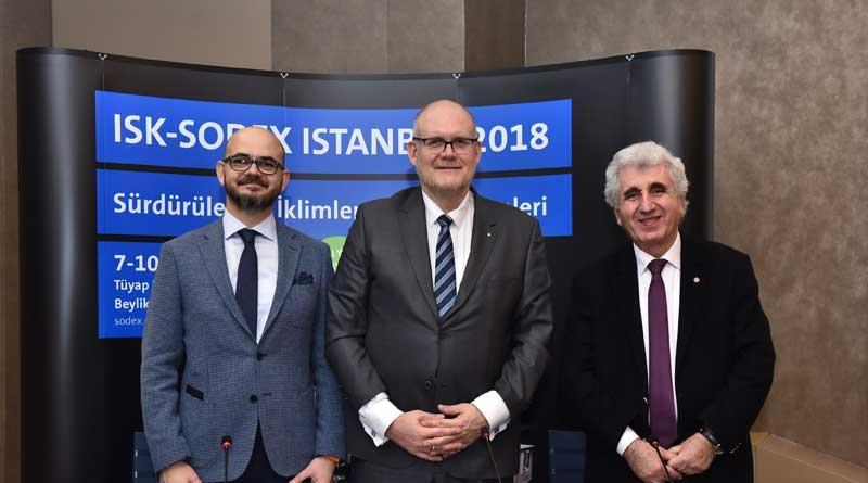 ISK-SODEX ile İklimlendirme sektörü 5 yıl içinde 12 milyar dolar ihracat hedefine erişecek