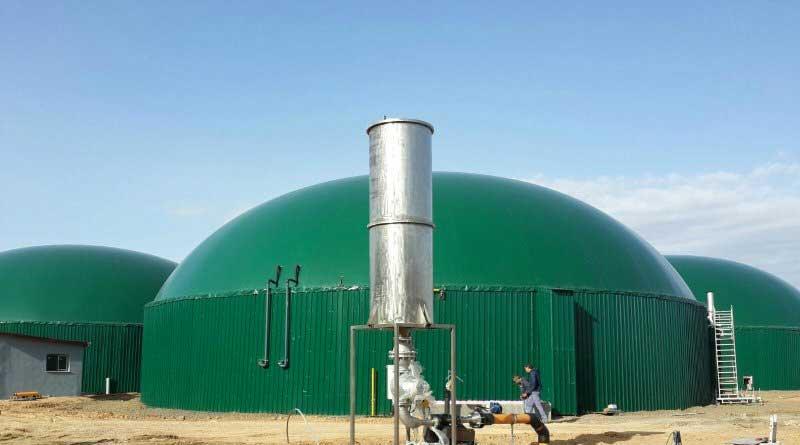 Semih Yenilenebilir Enerji Salihli Biyogaz Enerji Santrali ve Kompost Üretim Tesisi'ni Kurucak