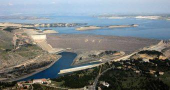 Atatürk Hidroelektrik Enerji Santrali