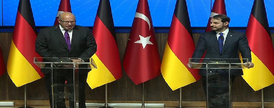 Almanya_Türkiye, Enerji ve Ekonomi Politikaları