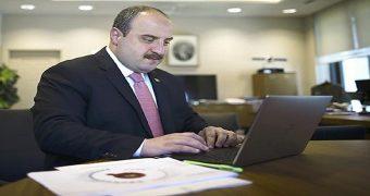 Sanayi ve Teknoloji Bakanı Mustafa Varank, Almanya masası kurulacağının haberini verdi.