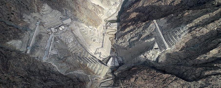 Yusufeli Barajı ve Hes'in Yüzde 60,6'sı bitti.