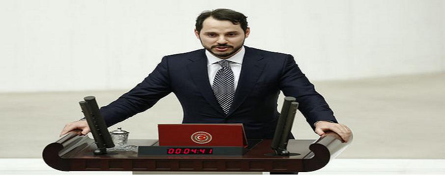 hazine ve maliye bakanı, AKP