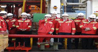 petrol arama çalışmaları