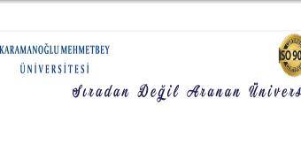 - Karamanoğlu Mehmetbey Üniversitesi