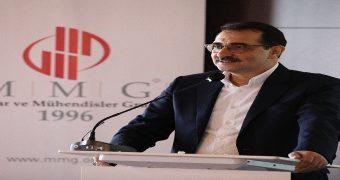 Bakan Dönmez MMG 2018 Yüksek İstişare Kurulu Toplantısında