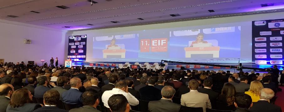 EIF 2018 : 'Enerji Depolama' Alanında Yoğunlaşmak Gerekiyor