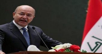 IrakCumhurbaşkanı Berhem Salih