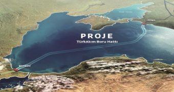 TürkAkım Projesi Açık Deniz Boru Hattı