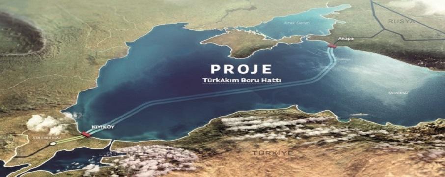 Türkiye, Türk Akımı Sayesinde Önemli Bir Enerji Merkezi Olacak