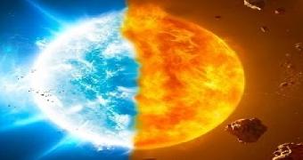 güneş ve su