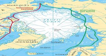 kuzey kutup arktik bölgesi