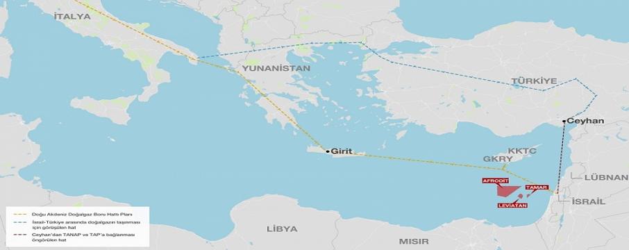 Doğu Akdeniz'deki Enerji Mücadelesi Masaya Yatırılıyor