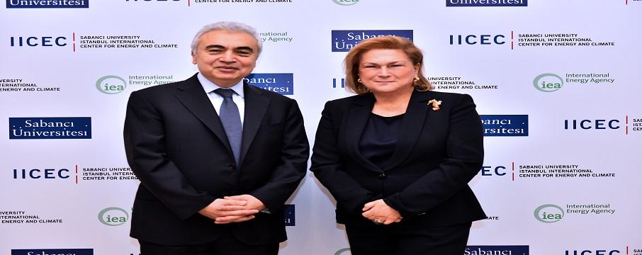 Enerji Konferansı İstanbul'da Gerçekleştiriliyor