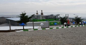 inegöl atık tesisi çöp enerjisi tesisi
