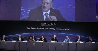 Uluslararası Yenilenebilir Enerji Ajansı (International Renewable Energy Agency, IRENA)