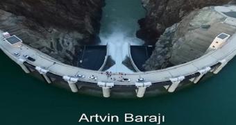 artvin barajı
