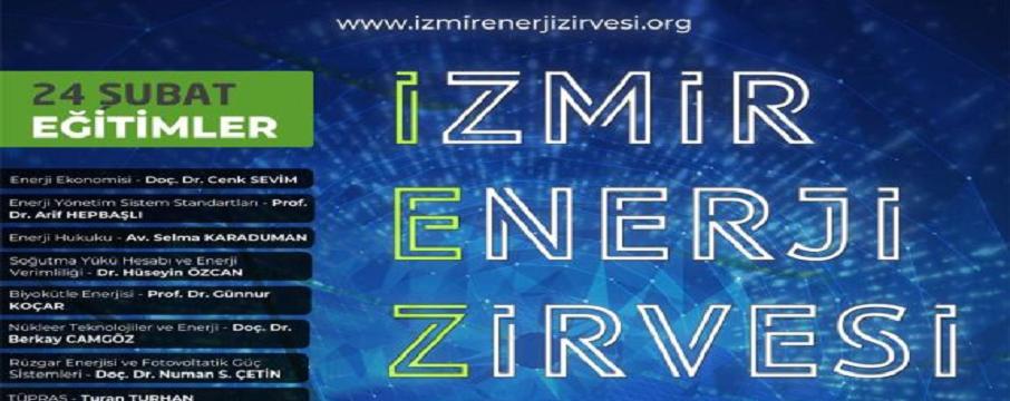 ege üniversitesi enerji zirvesi 2019