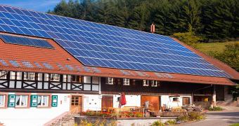 çatıüstü güneş enerjisi