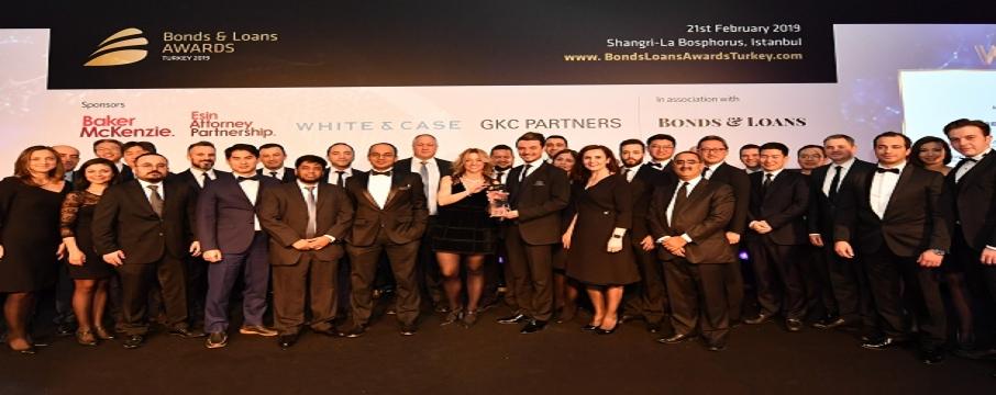 Bonds & Loans Türkiye 2019 Ödülleri