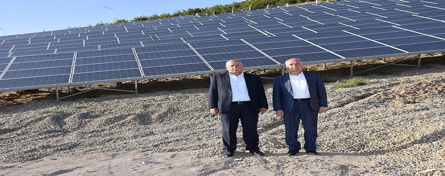 güneş enerjisi elektrik üretimi
