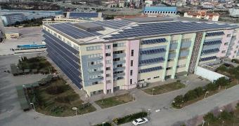 karabük üniversitesi güneş enerjisi