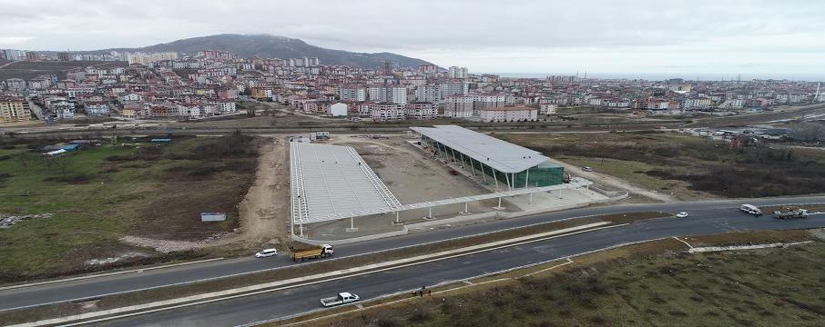 ordu belediyesi güneş enerjisi