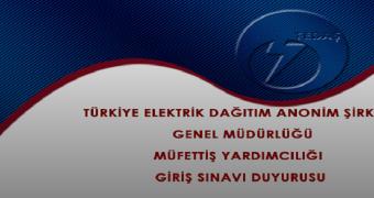 Türkiye Elektrik Dağıtım Anonim Şirketi (TEDAŞ) istihdam