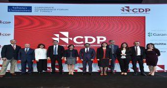 CDP Türkiye İklim Değişikliği Konferansı