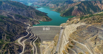 Kiğı Barajı ve HES