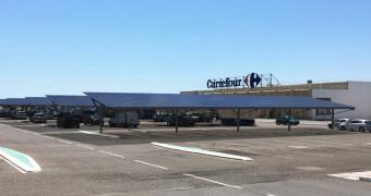 carrefour güneş enerjisi