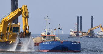 TürkAkım ve Kuzey Akım 2 doğal gaz projeleri