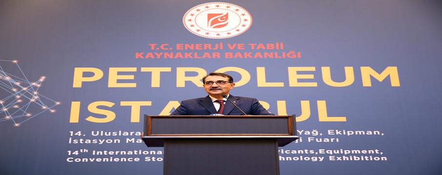 fatih dönmez petroleum istanbul 2019