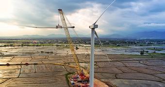 rüzgar enerjisi rüzgar türbini