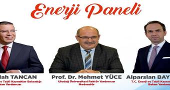 uludağ üniversitesi enerji paneli