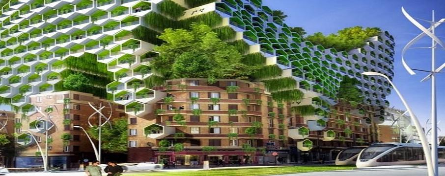 bayer yeşil bina