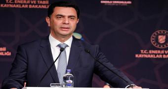 KKTC Ekonomi ve Enerji Bakanı Özdil Nami