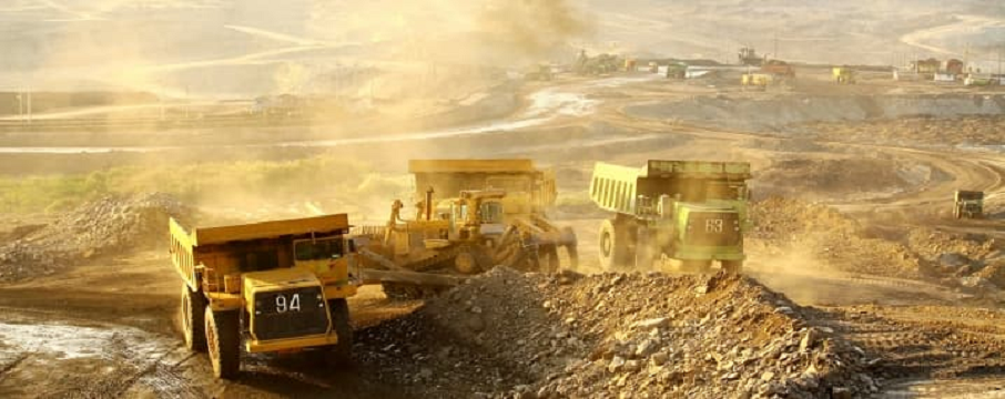 altın madencilik