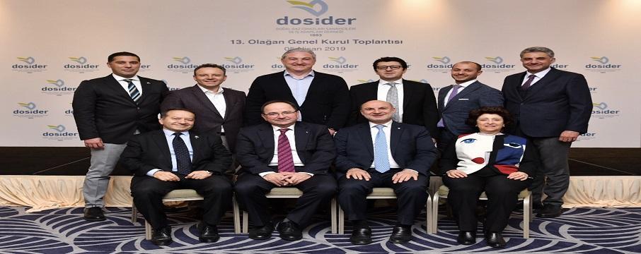 Doğal Gaz Cihazları Sanayicileri ve İş Adamları Derneği (DOSİDER)