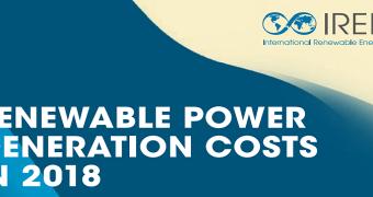 ırena Renewable Power Generation Costs in 2018
