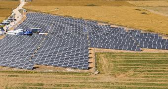Kuzey Kıbrıs Turkcell Güneş Enerji Santrali