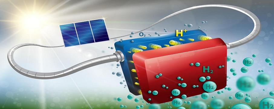 güneş enerjisi hidrojen üretimi