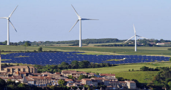 güneş enerjisi rüzgar enerjisi