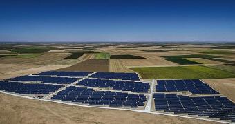 Alibeyhöyüğü Güneş Enerji Santrali