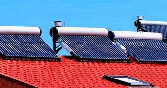 güneş kolektörü güneş enerjisi