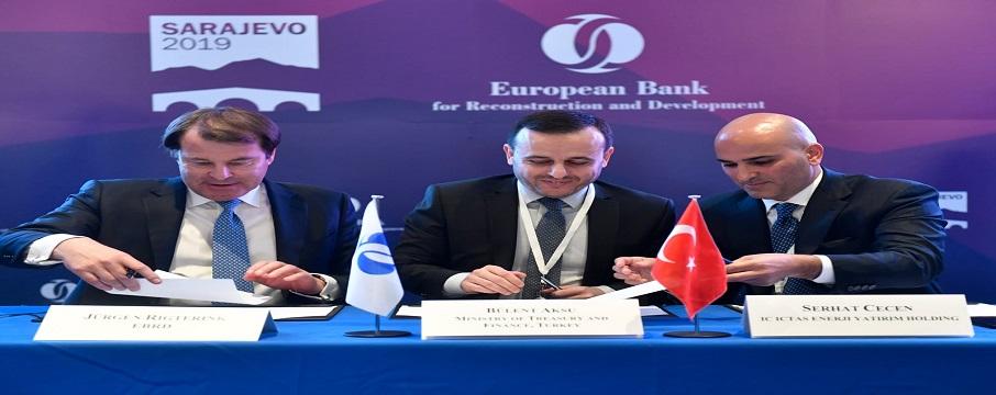 İçtaş Sürdürülebilir Enerji Yatırımları EBRD