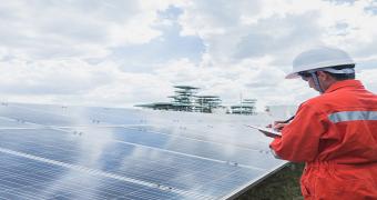 güneş enerjisi santrali mühendisliği