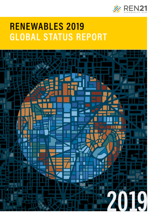 renewables 2019 global status report