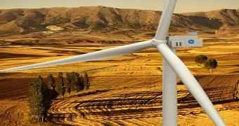GE Cypress Rüzgar Türbini